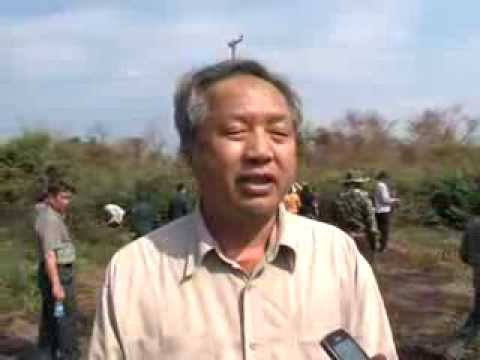 World Wetlands Day 2014 Celebrations, Beung Kiat Ngong Ramsar site, Champasak province