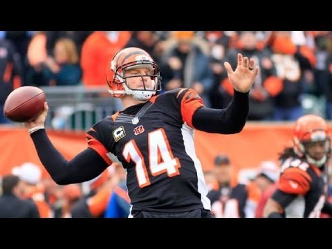 San Diego Chargers defeat Cincinnati Bengals 27-10! - Andy Dalton Throws Gaming Losing Interception!