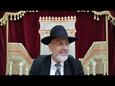 Parashat Ki Tavo Une bouche qui construit des mondes. Yom ouledette sameah pour Nathan Israël ben Rahel pour 120 ans de bonheur