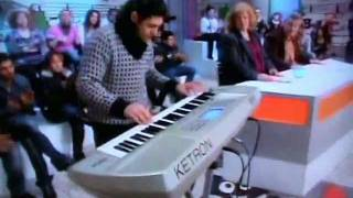 OFFICIAL FASTEST KEYBOARD PLAYER IN THE WORLD (Samer Bou
