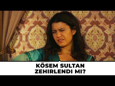 Muhteşem Yüzyıl: Kösem 18.Bölüm | Kösem Sultan zehirlendi mi?