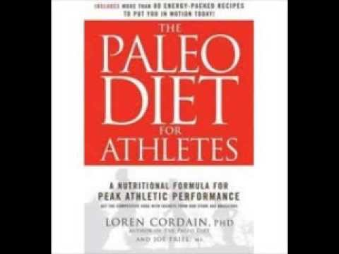Loren Cordain - Paleo Diet for Athletes