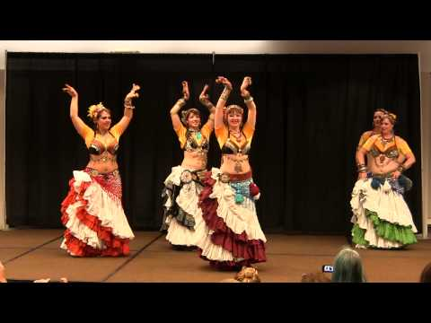 Gypsy Horizon Belly Dance American Tribal Style® Cues & Tattoos 2013