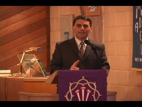 The Principles Of Spiritual Victory - Armenian Sermon