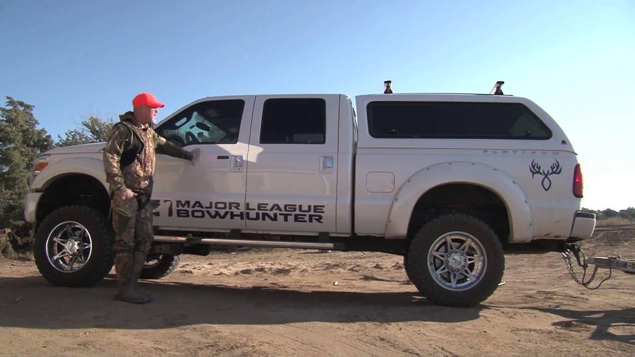Chipper jones ford truck for Jones motor company trucking