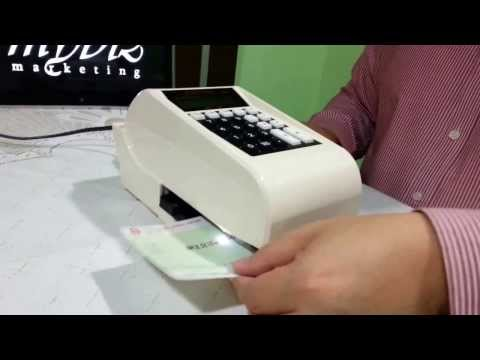 Easy Cheques printing using Biosystem iCheque 5, with multi currencies and fraud prevention
