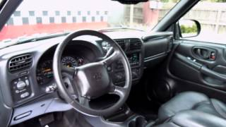 2001 Chevrolet Blazer LT 4X4 with 69,297 Miles