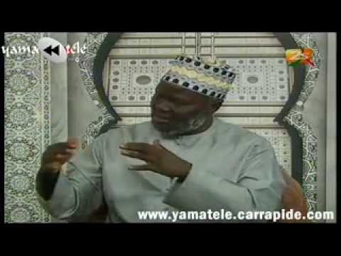 Imam Mbaye Niang Député) et Oustaz Tahirou Fall dans Kaddu Diiné Ji du Jeudi 11 Juillet 2013
