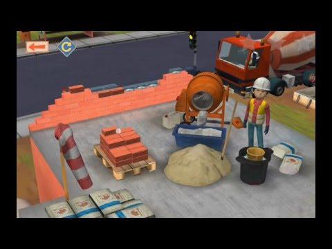 Bé học xây dựng đường phố với Xe Cau Xuc Dat , Xe Xuc Dat , máy xúc