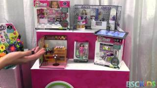MiWorld Playsets