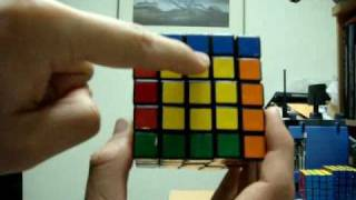 How To Solve A 5x5x5 Rubik's Cube Part 1 Centers