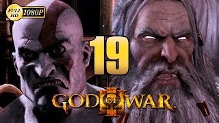 God Of War 3 Final Boss Zeus Vs Kratos Walkthrough Parte