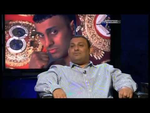 Boxing Greats: Prince Naseem Hamed