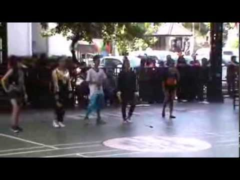 Battle Dance Competition SMA Diponegoro 1 Jakarta