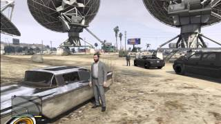 Grand Theft Auto 5 How To Get The Rare Unmarked FIB COP