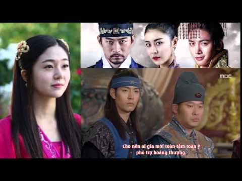 HD Phụ đề Hoàng Hậu Ki   Tập 51 Tập cuối