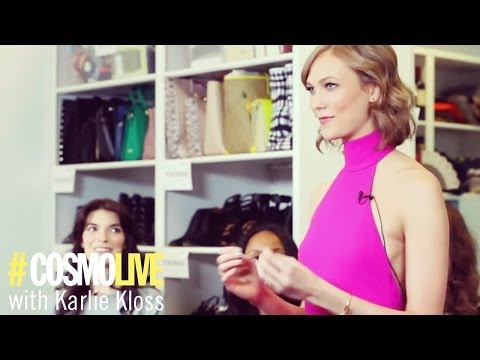 Karlie Kloss: Here's How to Walk Like a Runway Model