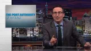 John Oliver: New York's Port Authority is the Worst Place on Earth