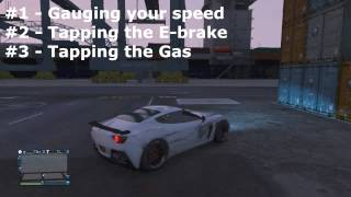 GTA V ONLINE: HOW TO DRIFT Best Drifting Cars, Drifting