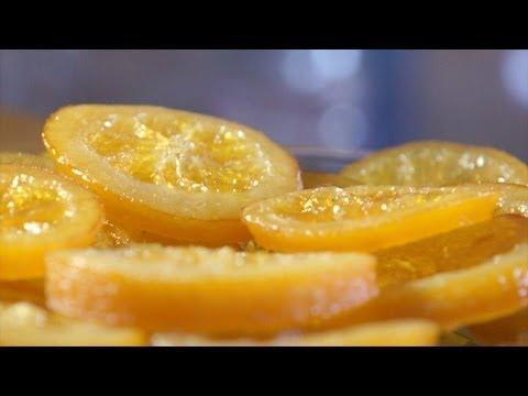 Kandírozott citruskarikák