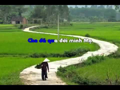 Karaoke Tan Co - Bong Dang Me Hien