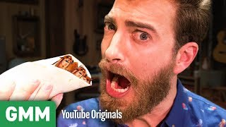 Eating A Bug Burrito - Bug War Challenge #2