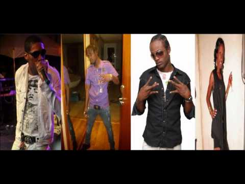 Vybz Kartel ft Popcaan, Shawn Storm & Gaza Slim - Empire For Ever (Worl Boss Riddim) JUNE 2011