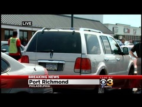 BREAKING: 5 Children Rescued From Locked Car In Port Richmond