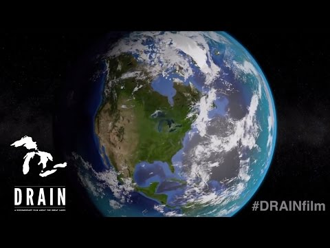 What affects water levels of the Great Lakes? - DRAIN Documentary