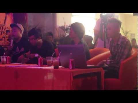 [RHYMES FES 2012] ROUND 2 - LIL' BOY (SR-016)