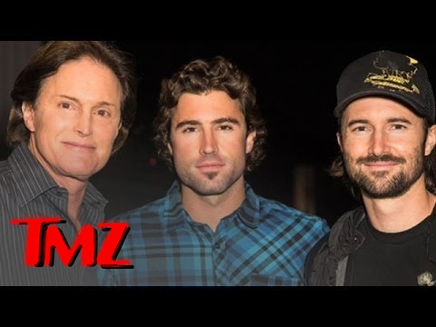 Bruce Jenner's Sons Get Their Daddy Back!
