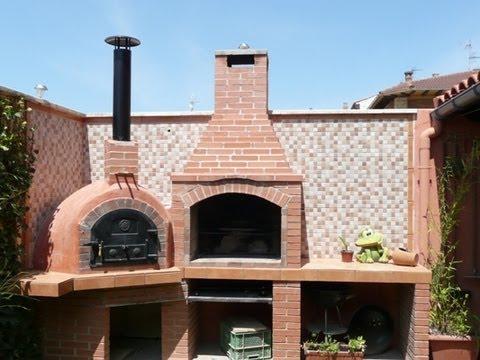 Construcci n de horno de le a 5 terminaci n de la b veda - Construccion hornos de lena ...