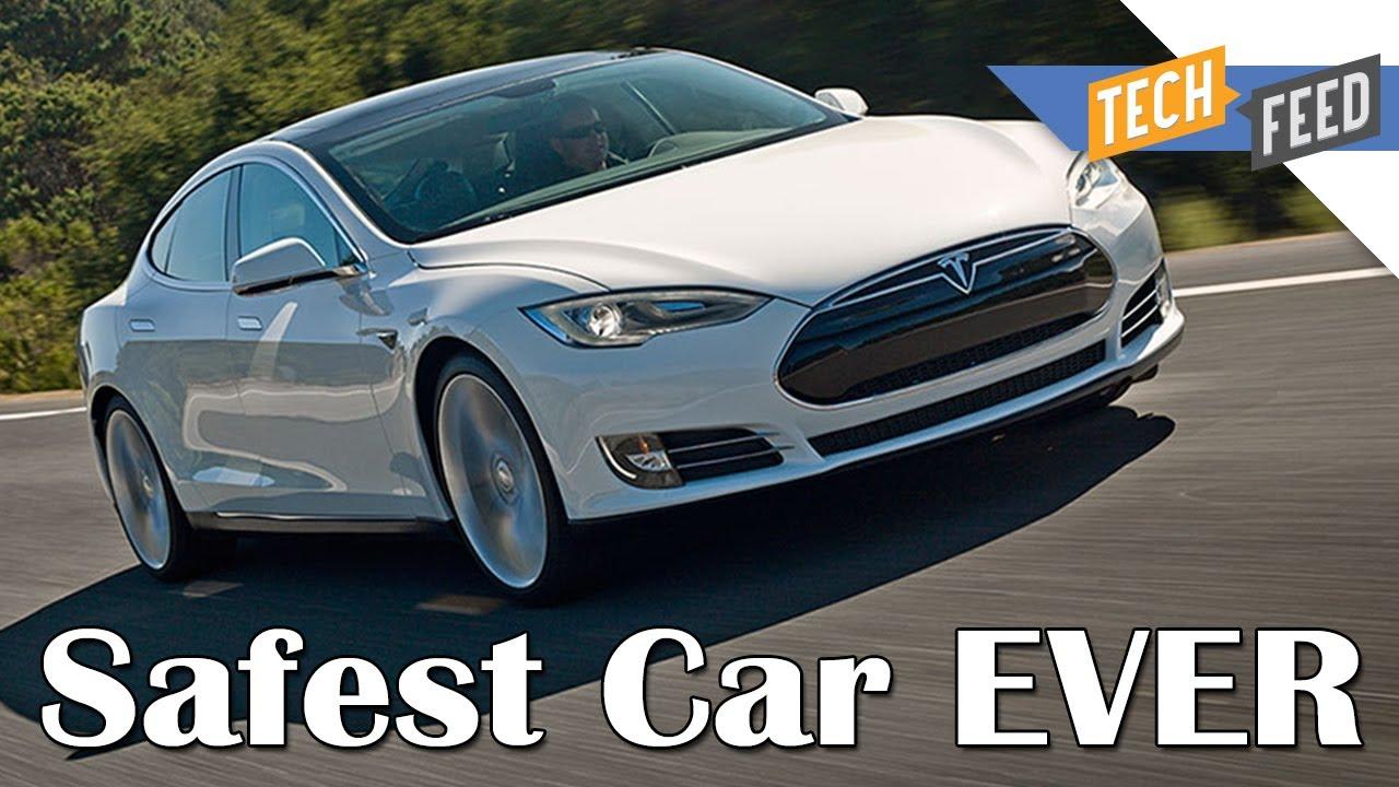 Model S Safest Car Ever