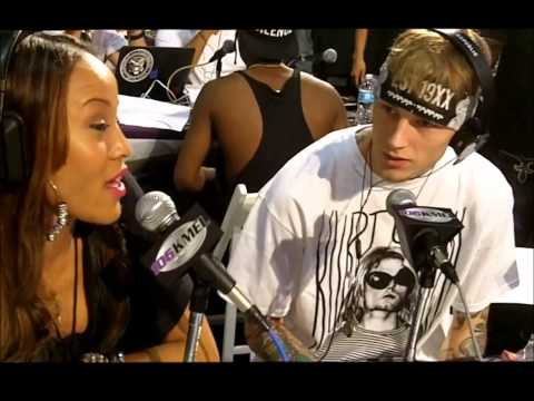 MGK funniest interview moments