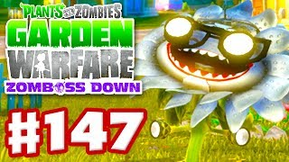 Plants vs. Zombies: Garden Warfare - Gameplay Walkthrough Part 147 - Light Metal Petal (Xbox One)