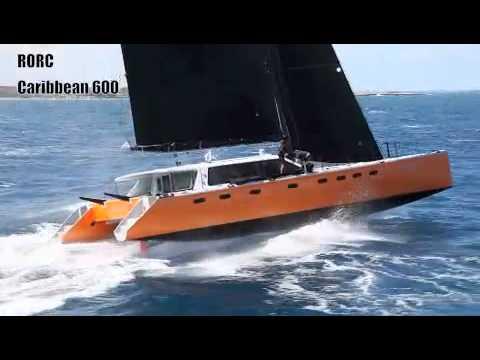 2011 RORC Caribbean: 600 Gunboat Phaedo