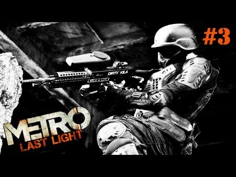Koszmar i Flashback - Metro: Last Light #3 (Roj-Playing Games!)