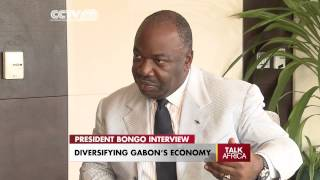 Talk Africa : Interview with President Ali Bongo of Gabon on African investment