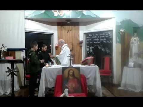 Santa Missa | 17.06.2020 | Quarta-feira | Padre José Sometti | ANSPAZ