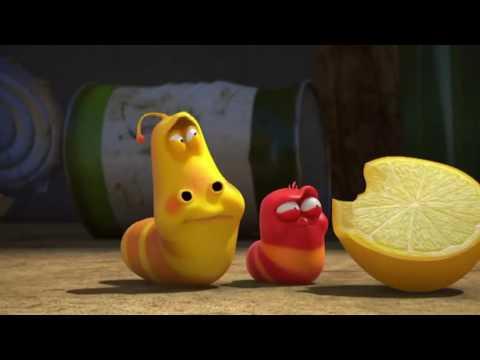 PhimMoi Net   Tap 6 Au trung tinh nghich Phan 3 Larva Season 3 2013 Vietsub 720p