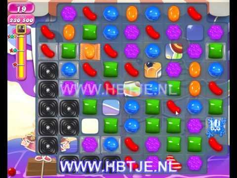 Candy Crush Saga level 652