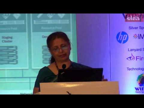 elets CloudGov 2014 - Neeta Verma , Chief Executive Officer, National Institute of Smart Governance