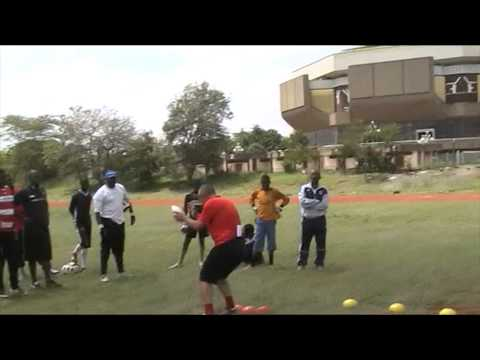 Course for coaches goalkeepers (Nairobi, Kenya)