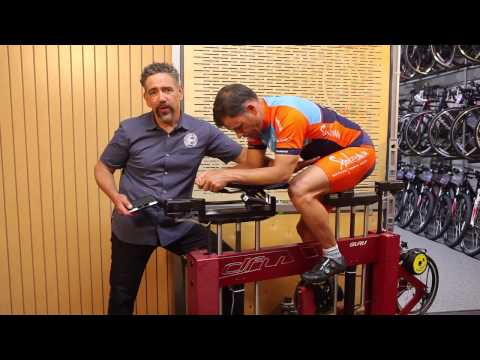Time Trial Bicycle Fitting