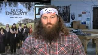 Duck Dynasty Interview Exclusive
