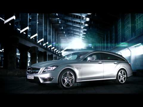 Mercedes-Benz TV: The new CLS Shooting Brake. A new era takes shape