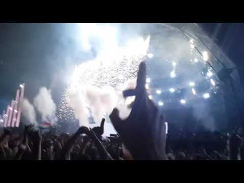 Afrojack - Ultra Music festival South Africa, LIVE - Closing set (Nasrec 2014)