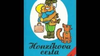 Honzíkova Cesta (audiokniha)