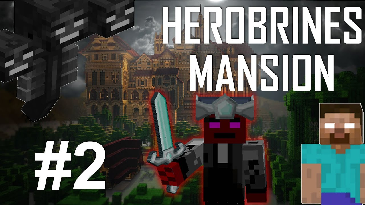 Minecraft map herobrines mansion 147 download / NOSE-FEW.CF