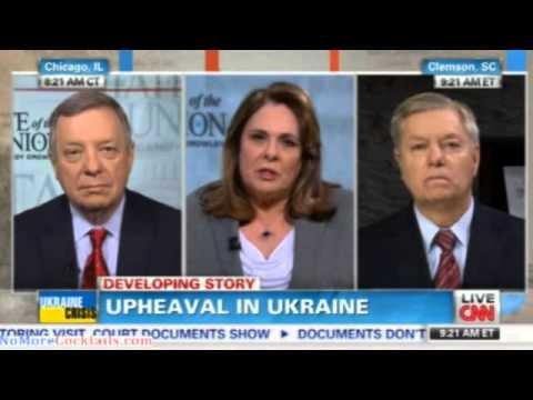 Lindsey Graham: When Obama Threatens Putin And Other Dictators, 'Everybody's Eyes Roll'